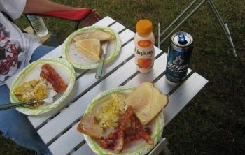 Breakfast Tailgate Ideas