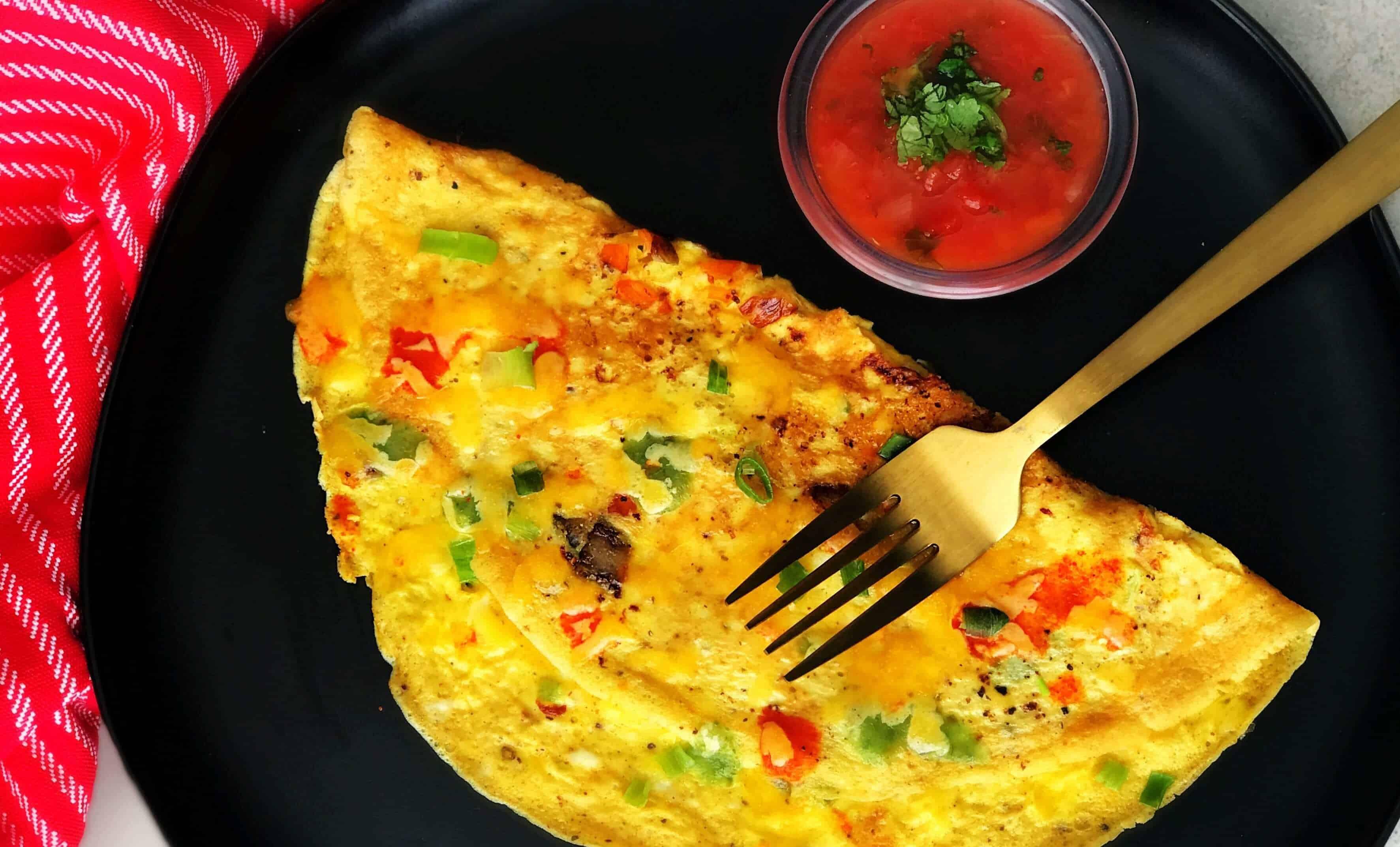 Caribbean breakfast