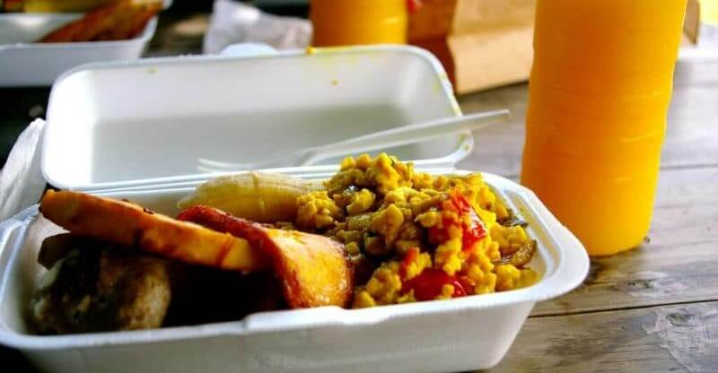Jamaican Breakfast