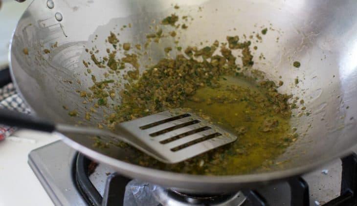 Thai Green Curry