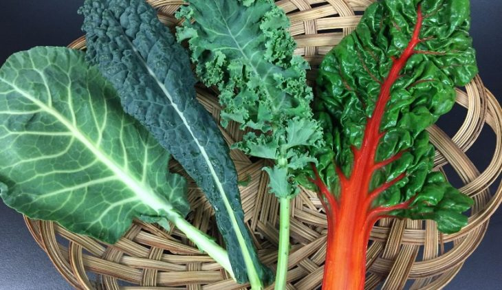 Swiss chard substitute